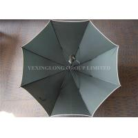 Customised Logo Dark Green Windproof Golf Umbrella As Promotional Items Manufactures