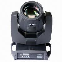 200W Beam Moving Head Light with 220 to 240V AC, 50/60Hz Power Supply, Zoom, Dimmer, Focus Manufactures