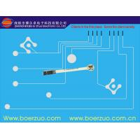 Embedded Thin LED Membrane Switch With OEM Polyester Tactile Metal Dome Manufactures