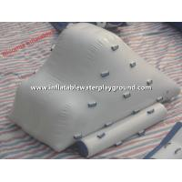 Mini Inflatable Climbing Iceberg , Kids Inflatable Climbing Mountain For Water Play Manufactures