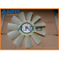 Engine Cooling Fan Blade 11NA-00110 For Hyundai R320LC-7 Excavator With 11EA Blade Manufactures