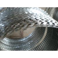 hot galvanized concertina wire  razor barbed wire