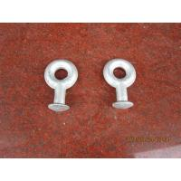 Extension ring power transmission Anti - rust HDG ball eye Q - 7 / overhead line fittings Manufactures