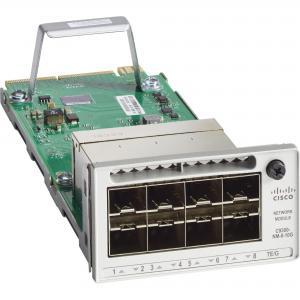 Cisco Catalyst 9300 Series Switches CISCO C9300-NM-8X Manufactures