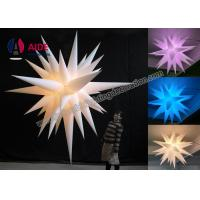 Quote Five Inflatable LED Star Lighting System For Bar Decoration near me Manufactures