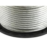 Stainless 302/304 Nylon Coated Steel Cable 7 19 Strand Core Very Strong Manufactures
