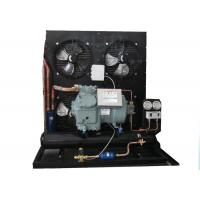 Carrier Carlyle Air Cooled Condensing Unit , 06DA-537 Air Cooled Condenser In Refrigeration 15hp For Cold Room Manufactures