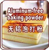 Aluminum Free Bakery Ingredient Manufactures