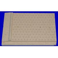 China High Electrical Insulation Abrasion Resistance Honeycomb Ceramic Plate For Heating Brack on sale