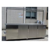 Ultrasonic Window Blind Cleaning Equipment Industrial GradeClean Rinse Dry Manufactures