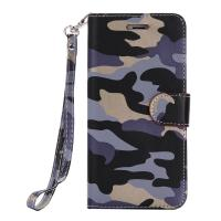 Iphone 6 Plus Iphone Leather Wallet Case Shock Absorbent Synthetic PU Camouflage Manufactures