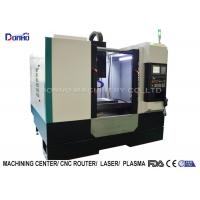 NSK Ball Screw Bearing CNC Vertical Machining Center For Mold Making Manufactures