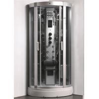 Quality Enclosed Steam Shower Bath Cabin Spa Shower Enclosures With Aluminum Alloy for sale