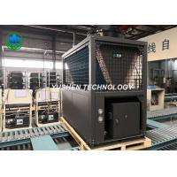 No Pollution Commercial Air Source Heat Pump For Domestic Hot Water Heating Manufactures