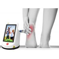 Effective 810n / 980nm Laser therapy For Plantar Faciitis / High Heel Pain Manufactures