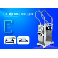 Buy cheap Durable Whitening / Body Slimming Equipment Metal Shell With 2 Working Handle from wholesalers