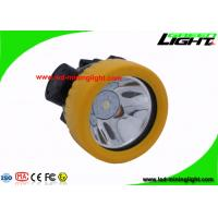 Buy cheap 2.2Ah Portable  Rechargeable LED Headlamp PC + ABS Material High Safety from wholesalers