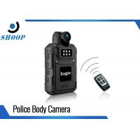 Night Vision Police Body Worn Video Camera With Rechargeable Long Life Battery Manufactures