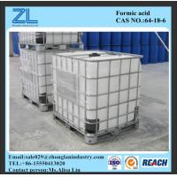 Quality Formic acid, reagent grade, ≥95% for sale