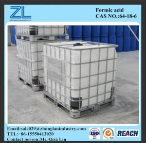 Quality Formic acid, reagent grade, ≥95% for sale
