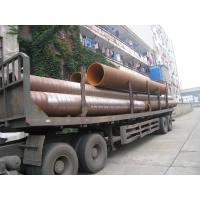 P12 NDE Seamless Alloy Steel Pipe Plain / Bevel End Nominal Wall Thickness Manufactures