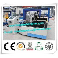 CNC Plasma Cutting / Drilling Machine For Punched Sheet Metal Punching Machine Manufactures