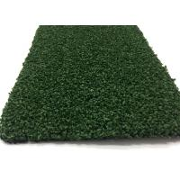 Tennis Court Synthetic Turf Grass , Standard Water Based Hockey Outdoor Fake Grass