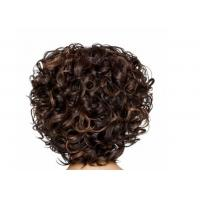 China Loose Wave Fashional Short Wigs Lace Front Wigs Hair for Female on sale