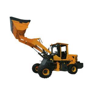 High Sensitivity Mini Front End Loader ZL930 For Garbage Disposal Maintenance Manufactures