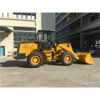 China Planetary Transmission Compact Wheel Loader , Electric Front End Loader 3.5 Ton on sale