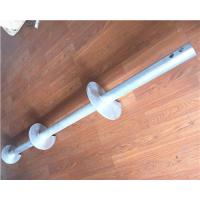 Original Earth Helical Piers Underpinning Screw Pile Ground Helical Anchor Manufactures