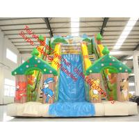 HOT large animated inflatable water park for kids Manufactures