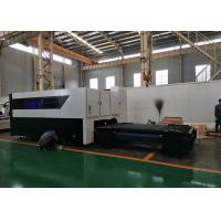 IPG 4kw Fiber Laser Cutting Machine With IPG Resonator YLS-4000 Manufactures