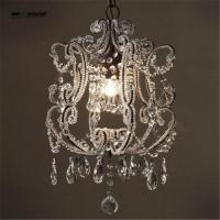 Led Crystal chandelier home lighting luminaire lustres de cristal Modern kitchen Dining room Living room chandeliers Manufactures