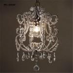 Led Crystal chandelier home lighting luminaire lustres de cristal Modern kitchen Dining room Living room chandeliers Manufactures