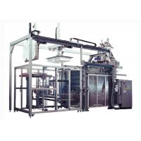 Large Capacity EPS Shape Molding Machine For Packing Fish / Fruit / Vegetable Manufactures