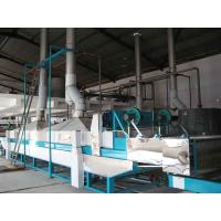 Stainless Steel Instant Noodle Making Machine Integral Structure Easy Operate Manufactures