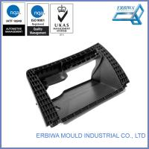 IATF 16949 Auto Trim Molding , Custom Car Plastic Injection Molds Black Manufactures