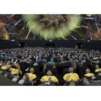 30m Immersive Projection Dome Theater Big Capacity 650 - 1200 People Manufactures