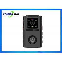 GPS Tracking Bluetooth HD H.265 Police 4G Law Enforcement Video Recorder Body Camera Manufactures