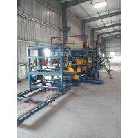 1250mm Width Simple Sandwich Panel Machinery 28Kw 380V / 3P / 50HZ Manufactures
