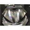 Custom Plastic Auto Parts Mould , High Precision Automotive Head Lamp Manufactures