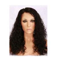 7A Grade Loose Wave Glueless Full Lace Human Hair Wigs For Black Women