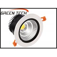 2 Inch White Recessed LED Down Light With Aluminum Alloy PC Cover 110V / 220V 3W Manufactures