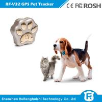 latest technology worlds smallest waterproof wifi anti-lost cheap pet dog gps tracker Manufactures