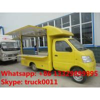 Quality factory direct sale high quality and competitive price mobile food truck, fast food truck for sale