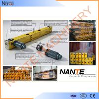 Bridge / Overhead Crane End Carriage / End Truck 16-22.5ton 5.5m-16.5m Manufactures