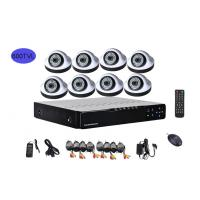 CCTV Outdoor Wireless Security Cameras Systems for Home , USB Backup Manufactures