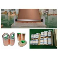 99.95% High Purity Lithium Ion Battery Copper Foil None Pinholes Manufactures