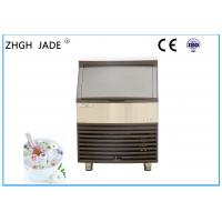 Energy Saving Air Cooled Ice Machine R404A Refrigerant 22 * 22 * 22MM Ice Size Manufactures